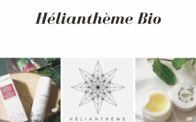 HelianthemeBio une jolie boutique naturelle Rochelaise